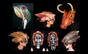 Fallout Masks